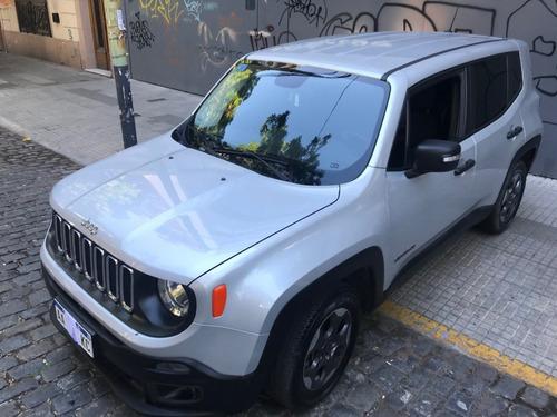 Jeep Renegade 1.8 Sport Plus Serv Oficiales