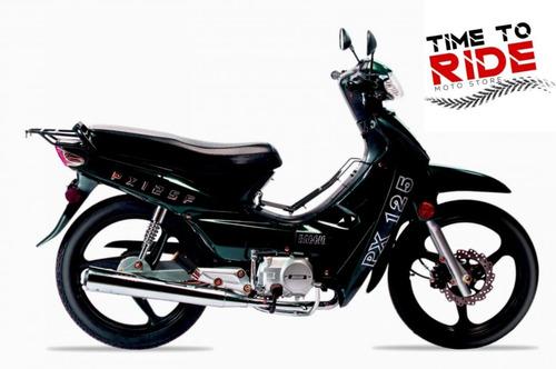 Baccio Px125 F - 0km - Timetoride