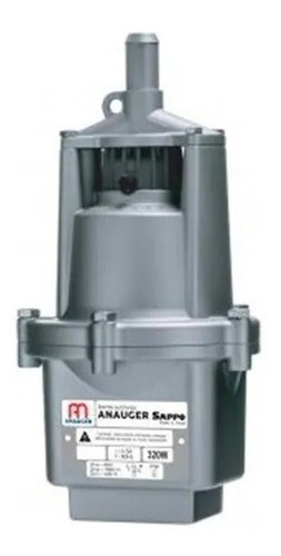 Bomba Agua Submersa Anauger Sappo 5g 320w