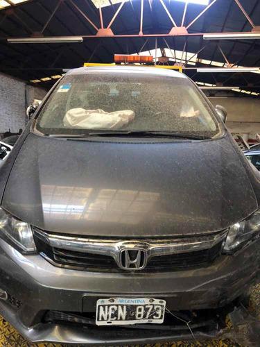 Honda Civic Exs 4p Dado De Baja -carroceria Sin Mecanica