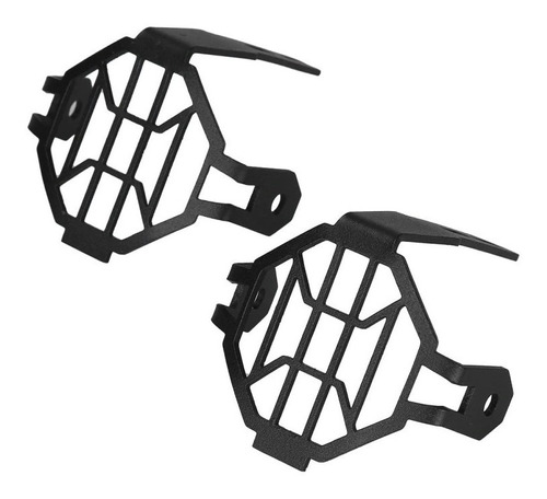 Grade Protetora Farol Milha Moto Bmw R1200 Gs R1250 Gs F800