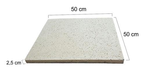 Baldosa De Piscina Atermico Antideslizante 50 X 50 X 2.5cm