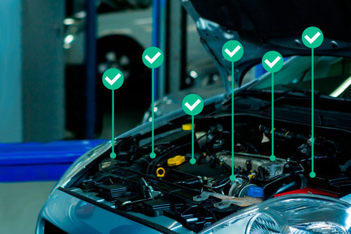 Service Programado Fiat Mobi 60.000 Km C/distribución