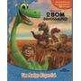 O Bom Dinossauro 10 Miniaturas Cenário Gigante Disney