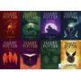 Coleção Harry Potter Série Completa Capa Dura 8 Livros Nf