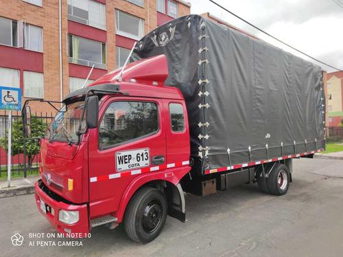 Dong Feng Duolika Dfa1063dj10 2014 Mt 3920cc Diesel