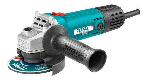 Amoladora Angular Total Tools Tg1081156-4 Celeste 220v