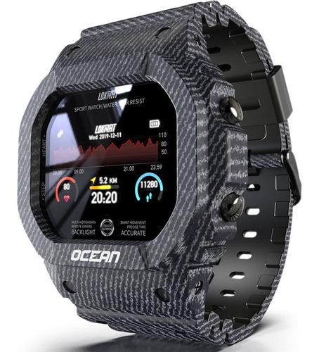 Lokmat Relógio Inteligente Para Esportes Oceanos