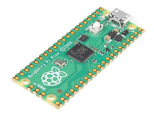 Raspberry Pi Pico Rp2040 Original Entrega Inmediata