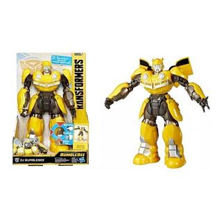Muñeco Dj Transformers Bumblebee Hasbro