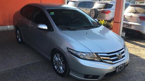 Honda City 1.5 Elx Automatico 2014 Nafta 4 Puertas 46276082