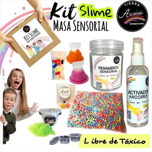 Kit Slime Día Del Niño