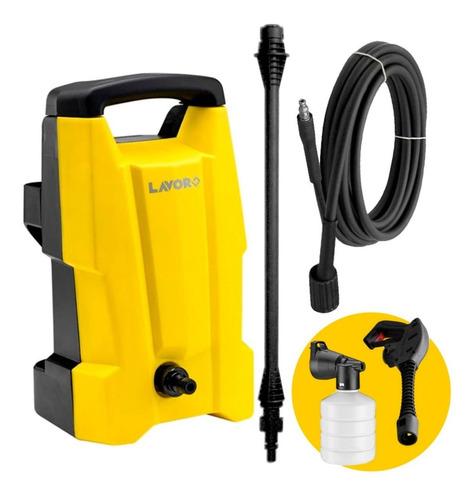 Lavadora Alta Pressão Smart 120 1754psi 1600w Lavor