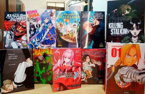 Mangas Originales En Español Norma Ataque De Titanes 01