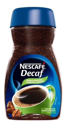 Cafe Nescafe Decaf 170gr
