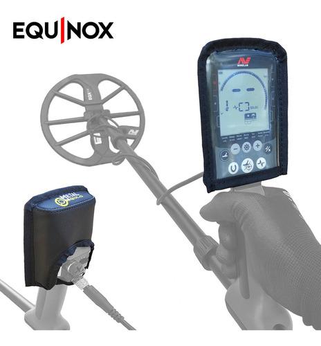 Capinha Protetora Detector Linha Equinox 600 800 Metal Gold