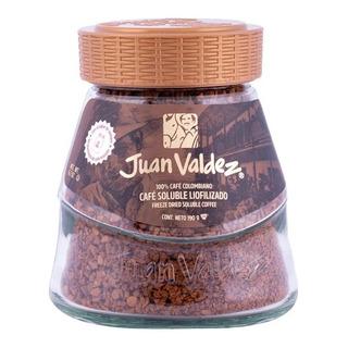 Cafe Premium Instantaneo Colombiano Juan Valdez 190 Grande