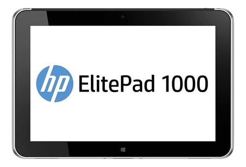 Tablet  Hp Elitepad 1000 G2 10.1  64gb Prata Com 4gb De Memória Ram