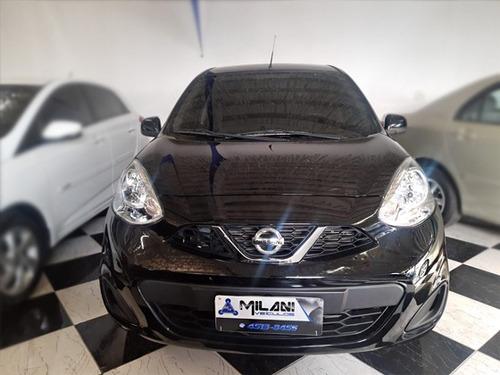 Nissan March 1.0 S 2017/2018 Único Dono *apenas 40.000 Km*