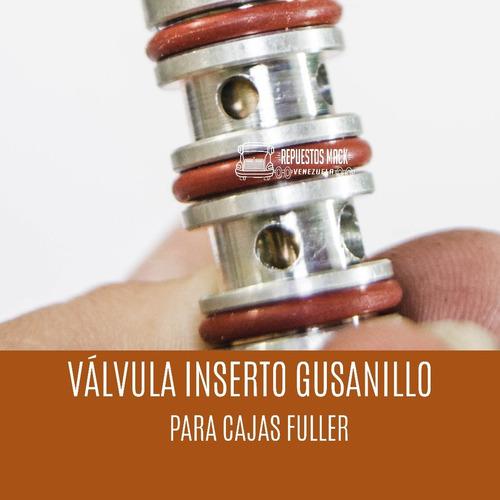 Valvula Inserto Gusanillo Caja Fuller