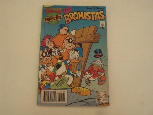 Historieta Disney Especial # 29 - Los Bromistas Abril Cinco