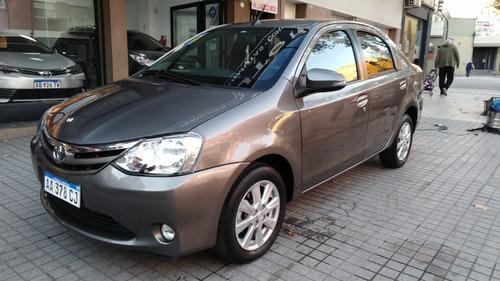 Toyota Etios Xls A/t 1.5l 4ptas Excelente Estado!! Permuto!!