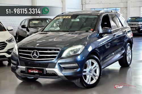 Mercedes Ml 350 Ml350 Sport Bluetec 3.0 258hp Teto 4x4 Unico