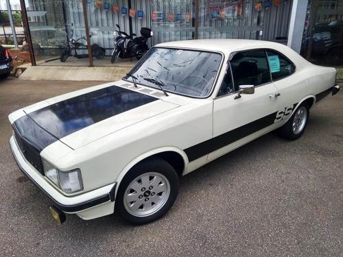 Opala Coupê Comodoro 1980 Caracterizado Ss
