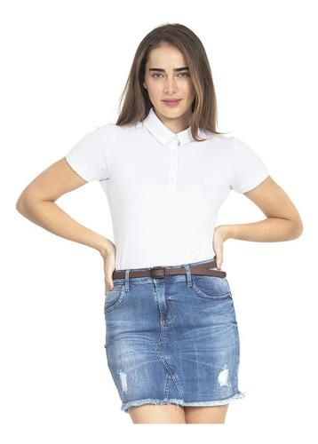 Camisa Polo Feminina Polo Wear