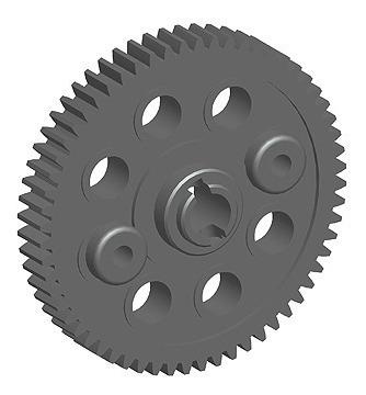 Engrenagem Spur Gear - 110bs, A2027, A2029 And A2035 Original