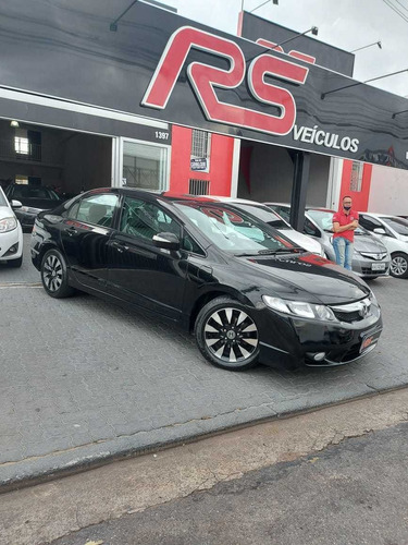 Honda Civic New  Lxl 1.8 16v I-vtec (aut) (flex)