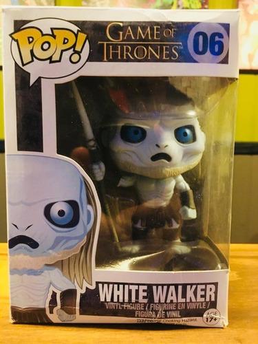 Funko Pop! White Walker - Caja Deteriorada - Nuevo!