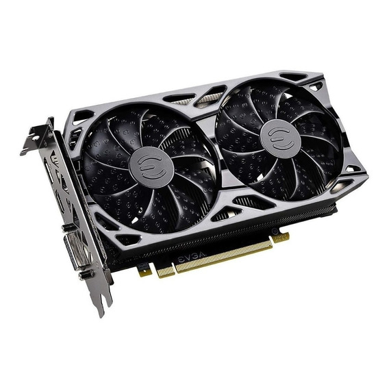 Placa de video Nvidia Evga GeForce GTX 16 Series GTX 1660 06G-P4-1067-KR 6GB