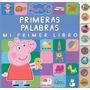 Palabras Peppa Pig Mi Primer Libro (td)