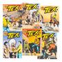 Hq Tex Em Cores Quadrinhos Faroeste Western Sequência