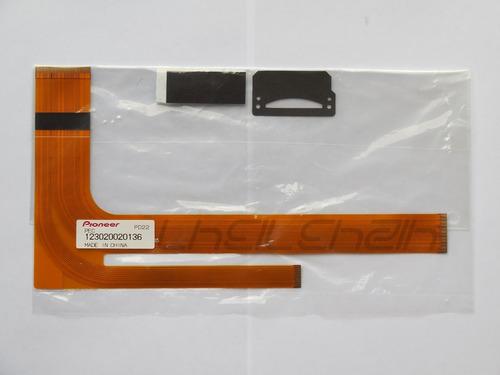 Flex Pioneer Avh-3500dvd Avh-3550dvd Original Dvd Motorizado