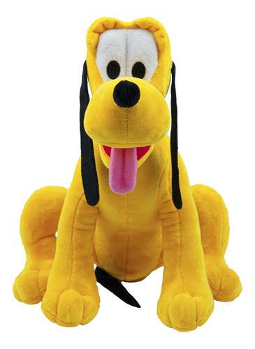 Peluche Pluto 29 Cm Original Disney