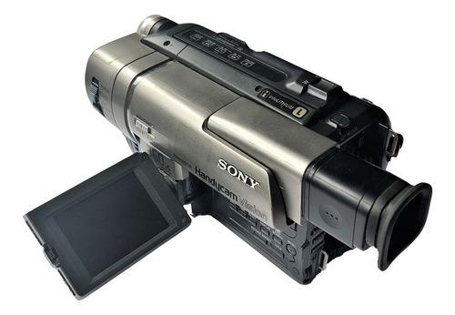 Câmera Filmadora Sony Handycam Hi8 8mm Lê Video8 Trv67 Ntsc