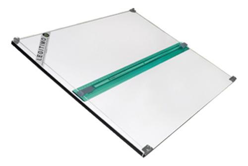 Tablero - Tabla  De Dibujo Pizzini 40 X 50 Cms.