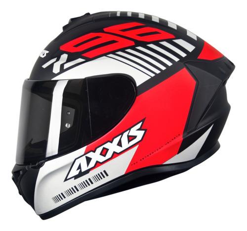 Capacete Axxis Esportivo Moto Draken Z96 Masculino Feminino