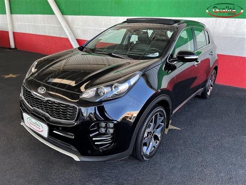 Kia Sportage Ex2 Flex. Top De Linha, Carro Impecável!
