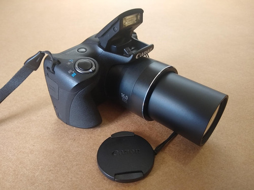 Camera Semi Profisional Canon Sx400is Zoom 30x 16 Mpx