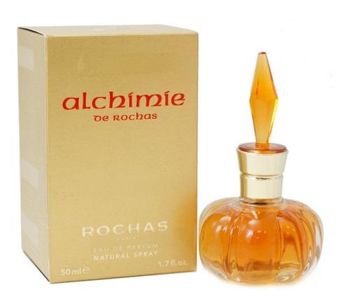 Perfume Mujer Rochas Alchimie 50 Ml Discontinuado Original