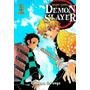 Demon Slayer Kimetsu No Yaiba Volume 3 Panini