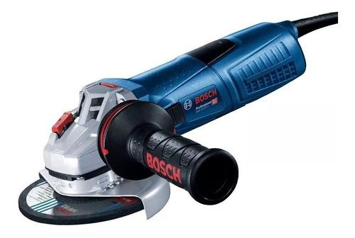Amoladora Angular Bosch Professional Gws 13-125 Ci Heavy Duty Azul 700 W 220 V