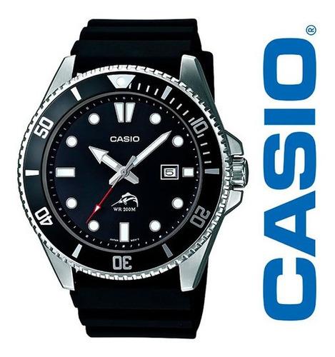 Relógio Casio Duro Marlin Mdv106-1a No Brasil.