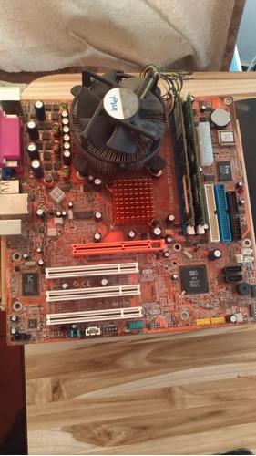 Placa Mãe Itautec St 2141 Intel Pentium 4 3ghz 2gb Ram