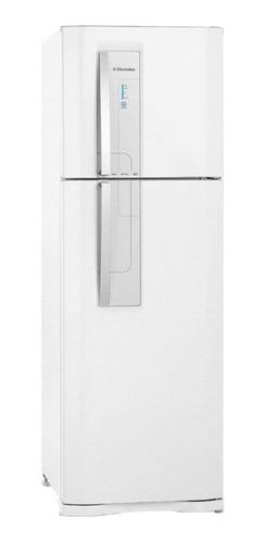 Geladeira Frost Free Electrolux Branca Com Freezer 382l 220v