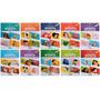 10 Livros Caligrafia Letra Bonita Disney Bicho Esperto