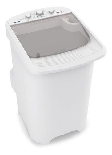 Tanquinho Mueller Supertank Com Aquatec 8kg Branco